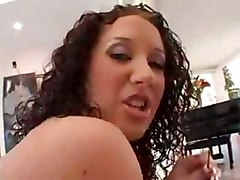 hardcore titty slut gets lavish load after screwin
