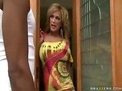 dicks big blonde interracial anal big tits