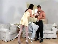 Teen Sexy Maid