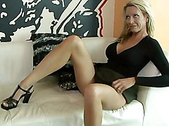 blonde  mature  lick  pussy  finger fuck  close up  in clothes  sofa  skinny  cock ride  spread legs  cock ride  from behind Emma Starr