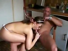 big tits brunette funny pov european amateur homemade teasing busty