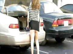 SPANISH MEXICO UPSKIRT NIP SLIP OOPS EBONY LEGS PANTIES PUSSY MATURE FETISH SEX