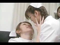 Hot Asian Girls Kissing!