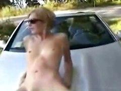 Amateur Blondes Hardcore
