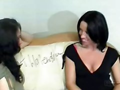 Brunettes Big Boobs Lesbians