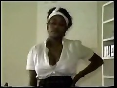 ebony africa big tits