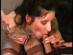 screwing piercing tattoo blowjob nipples