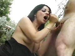 Handjob Cum BJ HJ Latinas Public   Out Door