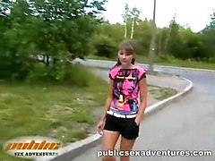 Amateur Public Hardcore Teens 18  Amateur Public   Out Door