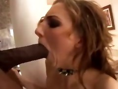 mandingo interracial facial swallow