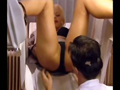 anal cum pussy tits hot sexy ass panties doctor chair beauty abuse business german