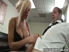 handjob jerking stroking big cock blowjob femdom bdsm bondage big tits pornstar big dick milf blonde
