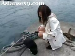cumshot hardcore outdoor blowjob asian pussyfucking public exhibitionist