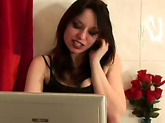 stockings fishnet bathroom brunette big tits rubbing handjob ass teasing blowjob deepthroat face fuck pussylicking panties fingering anal hardcore close up pov riding couch wet masturbation doggystyle ass to mouth tittyfuck ass licking cumshot swallow