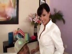 lisa ann booty boobs milf shorty mac interracial b