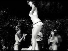 Public Nudity Tits Vintage