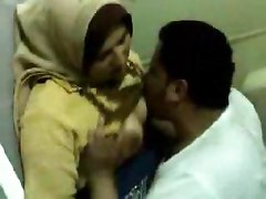Fatima get shagged by her boss Omar