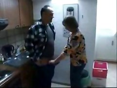 Mother And Daughter Pay The Plumber