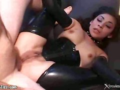 anal sex big dick blowjob fingering cum swallowing