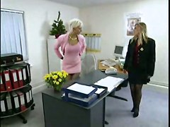 Lana Cox Office Slut