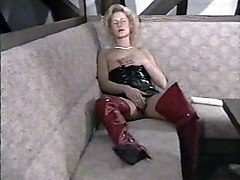 Classic German Boots Leather PissSolo Other Fetish Classic Piss