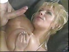 Lovette DP Titfuck    mature hot milf