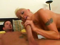 chloe dior busty blowjob bedroom big cock tattoo