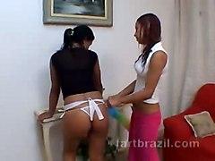 Fart Rimjob Analingus Brazil Latina LesbiancunnlingusAnal Lesbian Latinas Ass