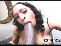 black bigtits ebony fishnet solo blackwoman teasing bigass softcore