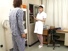 Slutty Asian Nurse Cures Her Patient