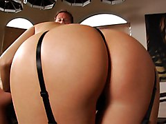 ass  big ass  blonde  lingerie  tattoo  white  blowjob  cock ride Monica Mayhem