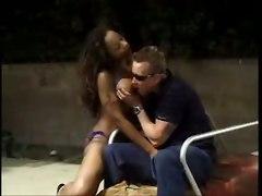 pornstar ebony black outdoor big tits natural tattoo bikini pool reality ass blowjob deepthroat hardcore doggystyle close up cameltoe anal facial cumshot