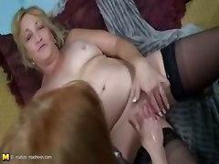 mature fisting wet stockings teasing toys dildo lesbian