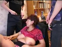 Mom Having Sex With Her Son And Friends