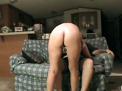 homemade couple wife