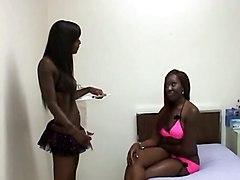 Lesbian Ebony Bigtits ToysLesbian Ebony