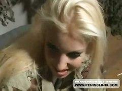 lesbian blonde sextoys