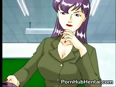 Sexy Teacher Fucking Her Student