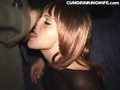 Slutwife Gangbanged At The Lake