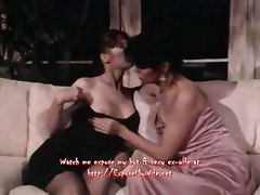 vintage group blonde brunette sex retro blowjob cumshot oralsex stockings hairypussy