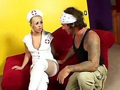 anal bigbutt nurse bigass blond