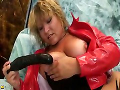 MatureMature BBW Ass