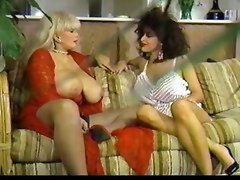 Busty Lesbians Vintage
