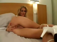 blonde tight fishnet teasing striptease rubbing masturbation blowjob wet face fuck handjob deepthroat pussylicking hardcore riding anal gagging cumshot facial babe 69 big tits natural rough sex