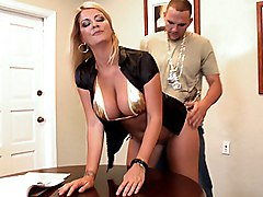 blonde  bitch  plump  milf  boss  fat  scream  moan  from behind  harder  office  desk  big tits  beautiful tits  bouncing tits  mature  tits fuck  pull hair Robbye Bentley  Jmac