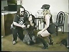 Danni Ashe Fetish Bondage Leather Classic Bigboobs Big Boobs Other Fetish Classic
