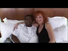 Kinky mature does black cock