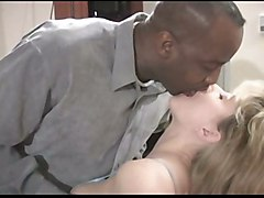 interracial creampie milf homemade