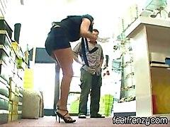 Foot Fetish Porn Stars Footjobs Brunette HardcoreBJ HJ Porn Stars Babes Feet