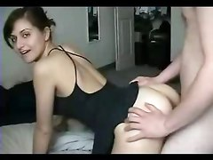 Brunette Wife daily routine sex